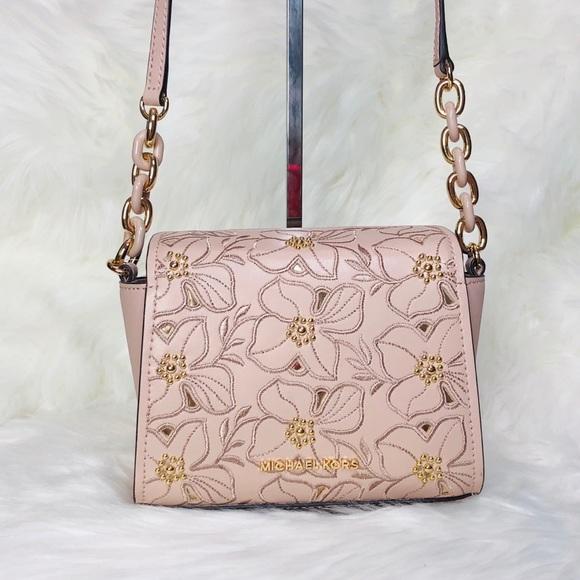 f5e1aeb1fe5f Michael Kors Bags | Sofia Small Floral Crossbody Bag | Poshmark